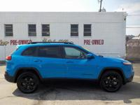 2018 Jeep Cherokee Latitude 2.4L I4 If you have any