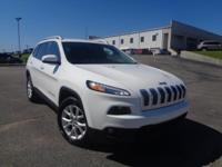 Options:  2018 Jeep Cherokee Latitude Fwd|4 Cylinder