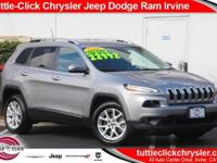 New Arrival! CARFAX 1-Owner! This 2018 Jeep Cherokee