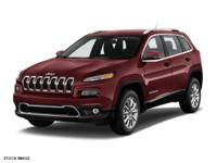 This 2018 Jeep Cherokee Limited is a real winner with
