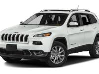 Check out this gently-used 2018 Jeep Cherokee we