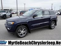 New Price! 2018 Jeep Grand Cherokee Limited 1-Year