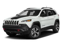 Recent Arrival! Clean CARFAX. Black 2018 Jeep Cherokee