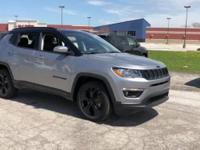 2018 Jeep Compass Latitude 4WD Billet Silver Metallic