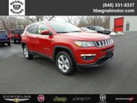 $2,000 off MSRP! 2018 Jeep Compass Red Line Latitude