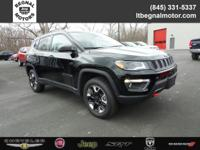 New Price! $2,000 off MSRP! 2018 Jeep Compass Diamond