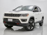 Compass Trailhawk, 4D Sport Utility, 2.4L I4, 4WD. New