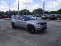 The Jeep Compass Altitude comes with a 2.4 multiair
