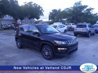 The all new redesigned 2018 Jeep Compass is taking