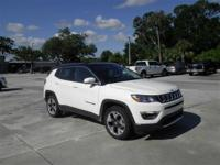 The Jeep Compass Limited is an excellent choice
