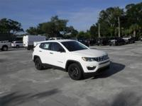 This Jeep Compass is hard to keep around because