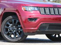 Options:  2018 Jeep Grand Cherokee Altitude|Priced