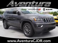 Crystal Metallic 2018 Jeep Grand Cherokee Laredo RWD