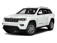 This 2018 Jeep Grand Cherokee is complete with