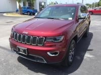 Check out this gently-used 2018 Jeep Grand Cherokee we