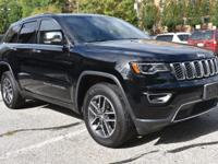 CARFAX 1-Owner, Jeep Certified. Nav System, Heated