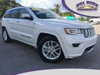 CARFAX One-Owner. This like new 2018 Jeep Grand