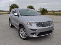 This very clean, low mileage Jeep Grand Cherokee Summit