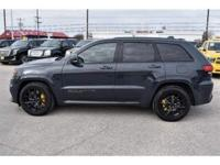 2018 Jeep Grand Cherokee Trackhawk Coming Soon! Call us