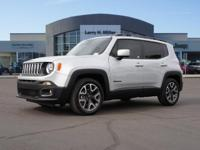 Scores 30 Highway MPG and 22 City MPG! This Jeep