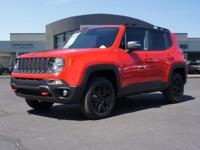 This Jeep Renegade boasts a Regular Unleaded I-4 2.4