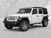 Bright White Clearcoat 2018 Jeep Wrangler Unlimited