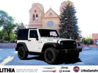 Bright White Clear Coat exterior, Willys Wheeler W