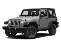 2018 Jeep Wrangler Sport S ABS brakes, Compass,