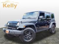 Jeep Certified, Very Nice, CARFAX 1-Owner, LOW MILES -
