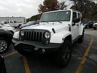Recent Arrival! CARFAX One-Owner. 2018 Jeep Wrangler JK