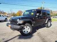 Jeep Certified, Very Nice, LOW MILES - 7,562! Sport S