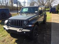 Get the BIG Deal on this Brand New 2018 Jeep Wrangler