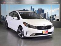 The 2018 Kia Forte is loved by those who love