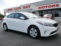 Options:  2018 Kia Forte Lx|For More Information On Our