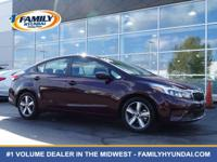 Come see this 2018 Kia Forte LX. Its Automatic