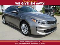 Gas miser!!! 34 MPG Hwy.. Isn't it time for a Kia?**