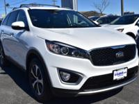 This 2018 Kia Sorento EX V6 is offered to you for sale