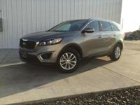 This outstanding example of a 2018 Kia Sorento LX V6 is