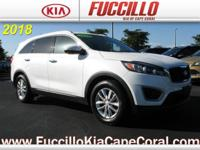 You can find this 2018 Kia Sorento LX V6 FWD and many