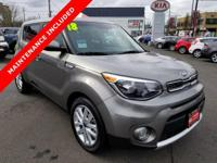 Look at this 2018 Kia Soul +. Its Automatic