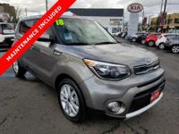 Come see this 2018 Kia Soul +. Its Automatic