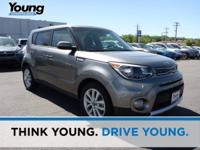 2018 Kia Soul Plus This vehicle is nicely equipped