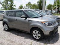 Clean CARFAX. 2018 Kia Soul I4 6-Speed Automatic with