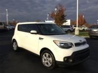 New Price! 2018 Kia Soul CARFAX One-Owner. Clean