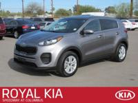 You will be hard-pressed to find a 2018 Kia Sportage