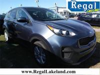 Recent Arrival! 30/23 Highway/City MPG Blue 2018 Kia