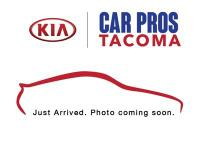 2018 Kia Sportage SX AWD 6-Speed Automatic Electronic