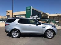 Silver 2018 Land Rover Discovery HSE 4WD ZF 8-Speed