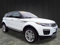 Clean CARFAX. Certified. Fuji White 2018 Land Rover