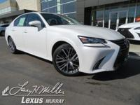 Scores 26 Highway MPG and 19 City MPG! This Lexus GS